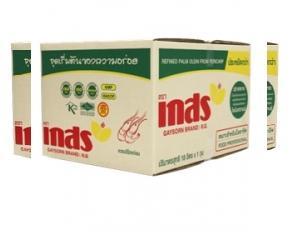 น้ำมันปาล์มโอเลอินจากเนื้อปาล์มผ่านกรรมวิธี ตรา เกสร บรรจุ Bag in Box ปริมาตรสุทธิ 18 ลิตร