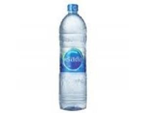 น้ำดื่มคริสตัล บรรจุขวด PET ขนาด 1000 มิลลิลิตร