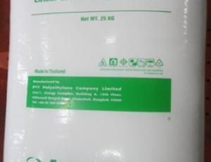 เม็ดพลาสติกโพลีเอทิลีน ชนิดความหนาแน่นต่ำเชิงเส้น เกรด LL7410G1