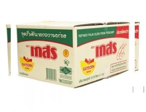 น้ำมันปาล์มโอเลอินจากเนื้อปาล์มผ่านกรรมวิธี ตรา เกสร บรรจุ Bag in Box ปริมาตรสุทธิ 13.75 ลิตร