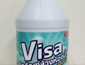 ผลิตภัณฑ์ล้างห้องน้ำ VISA