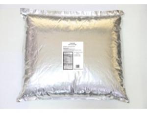กะทิน้ำสำเร็จรูป ยูเอชที บรรจุในถุงปลอดเชื้อ ไขมัน 17-18% ปริมาตรสุทธิ 10 ลิตร ตราชาวเกาะ