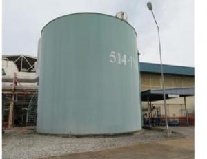 น้ำปราศจากแร่ธาตุ (Demineralized water) 1 m3