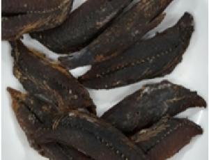 ปลาทูน่าอบแห้งรมควัน 1 กิโลกรัม