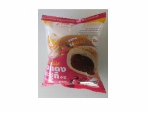 ขนมปังสอดไส้ถั่วแดง 1 ถุง (90 กรัม)