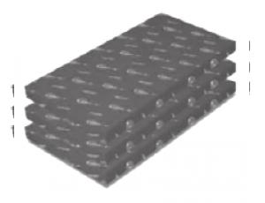 วัสดุอะคูสติกเพื่อการป้องกันเสียง Cylence ตราช้างสำหรับผนังกันเสียงรุ่น ZoundBlock S050