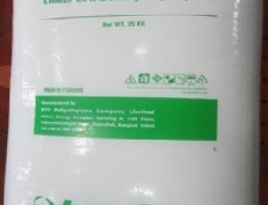 เม็ดพลาสติกโพลีเอทิลีน ชนิดความหนาแน่นต่ำเชิงเส้น เกรด LL6420A