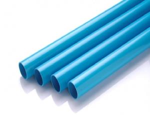 ท่อพีวีซี เอสซีจี ระบบประปา-ระบายน้ำ-บานปลาย-13.5