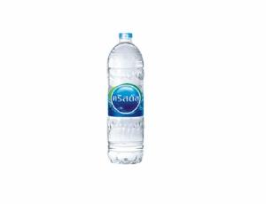 น้ำดื่มคริสตัล บรรจุขวด PET ขนาด 1500 ml