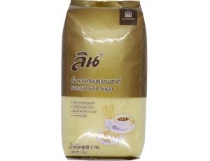 น้ำตาลทองธรรมชาติ ตราลิน 1 กิโลกรัม