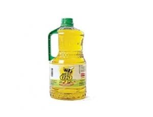 น้ำมันปาล์มโอเลอินจากเนื้อปาล์มผ่านกรรมวิธีตราผึ้ง ชนิดขวด PET ขนาด 5 ลิตร