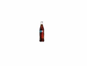 เครื่องดื่มน้ำอัดลม เอส โคล่า บรรจุขวดแก้ว ขนาด 465 มิลลิลิตร (โรงงานปทุมธานี)