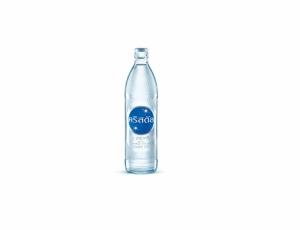 น้ำดื่มคริสตัล บรรจุขวดแก้ว ขนาด 500 มิลลิลิตร