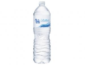 น้ำดื่มสิงห์ บรรจุขวด PET ขนาด 1500 มิลลิลิตร