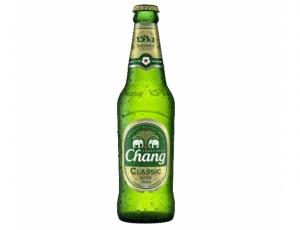 เบียร์ช้างคลาสสิก บรรจุขวดแก้ว 320 ลบ.ซม. (ส่งออก)