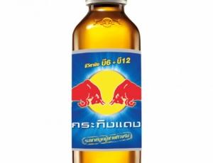 เครื่องดื่มให้พลังงาน กระทิงแดง บรรจุขวด ขนาด 150 มิลลิลิตร