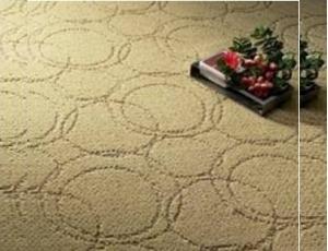 Axminster wall-to-wall : Broadloom Axminster carpet พรมสำหรับปูพื้น