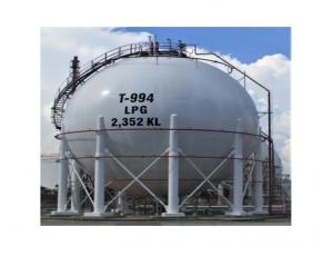 ก๊าซปิโตรเลียมเหลว 1 กิโลกรัม