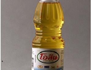 น้ำมันปาล์มโอเลอินจากเนื้อปาล์มผ่านกรรมวิธี ตรา โอลีน บรรจุขวด 0.25 ลิตร