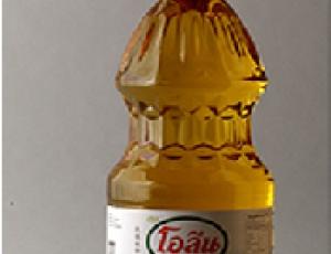 น้ำมันปาล์มโอเลอินจากเนื้อปาล์มผ่านกรรมวิธี ตรา โอลีน บรรจุขวด 2 ลิตร