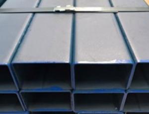 เหล็กโครงสร้างรูปพรรณขึ้นรูปเย็น ชนิดแป๊บสี่เหลี่ยมจัตุรัสเคลือบสี ขนาด 100x100 มม. X หนา 3.00 มม.