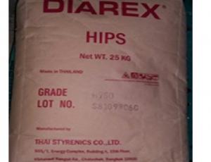 เม็ดพลาสติกโพลีสไตรีน ชนิดทนแรงกระแทกสูง เกรด H950
