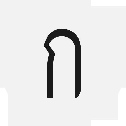 ขนาดอักษร M